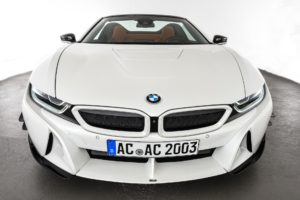 This Is AC Schnitzer`s Ultimate Take on 2019 BMW i8 Roadster
