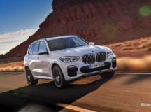 2019 G50 BMW X5 Impresses with New Engine Line-up